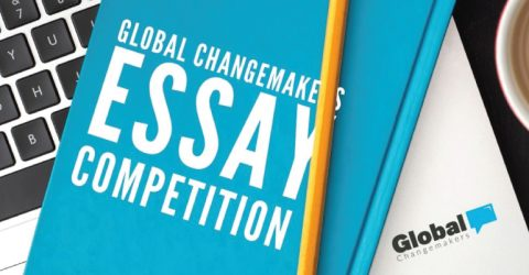 Submit an entry to Global Changemakers Essay Competition 2020
