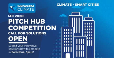 Participate in I4C Pitch Hub Competition 2020 & Win Trip to Barcelona