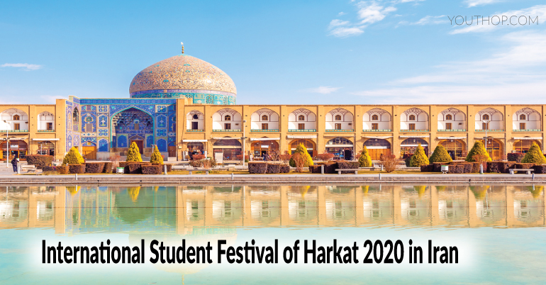 Call for International Student Festival of Harkat 2020 in Iran