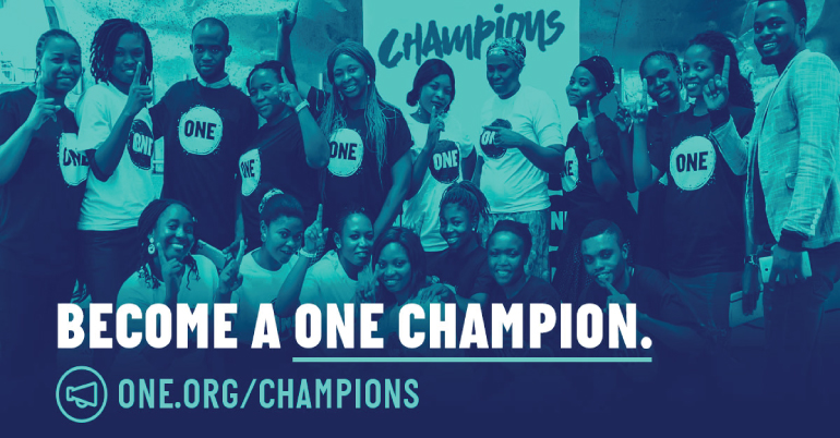 ONE Champion Program