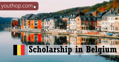 Government of Flanders Master Mind Scholarships for International Students