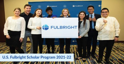 U.S. Fulbright Scholar Program 2021-22