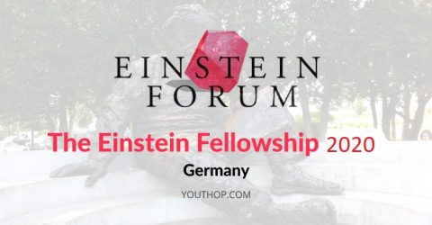 The Einstein Fellowship 2021 by Einstein Forum in Germany (Fully Funded)