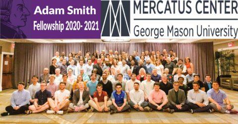 Mercatus Center Adam Smith Fellowship 2020- 2021