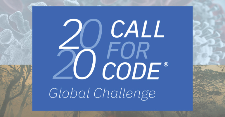Call for Code Global Challenge 2020
