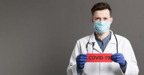 Call to Doctors to work as volunteers for COVID-19 outbreak in India