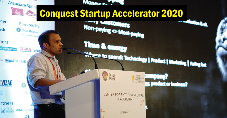Conquest Startup Accelerator 2020