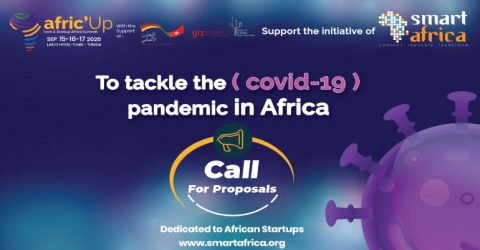 Call for Proposals: Digital Solutions for Governments to Tackle COVID-19 Pandemic in Africa