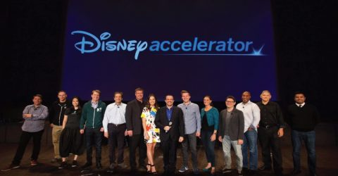 The Walt Disney Accelerator Program 2020 in US