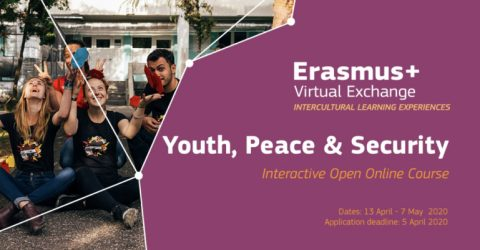 Erasmus+ Free Online Course on Youth, Peace and Security