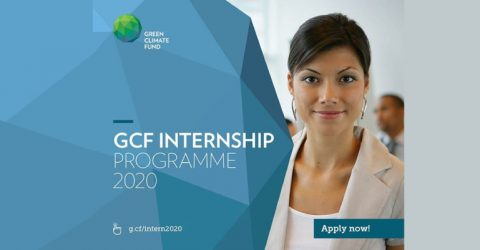 Green Climate Fund Internship Program 2020 in South Korea (Paid)