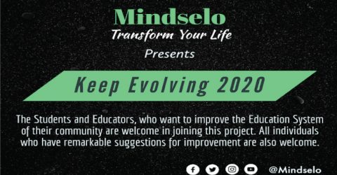 Keep Evolving 2020 by Mindselo