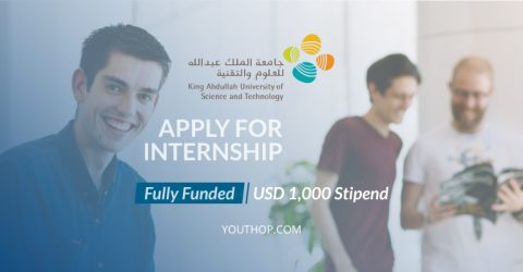 King Abdullah International Paid Internship Program 2020 in Saudi Arabia (USD 1,000 Stipend)