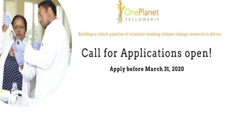 Call for Applications: One Planet Fellowship in Morocco