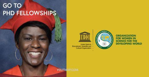 The OWSD Early Career Fellowship 2020