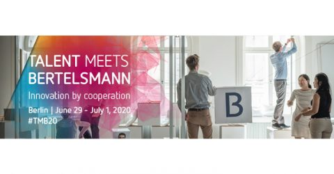 Talent Meets Bertelsmann 2020 in Germany (Fully Funded)