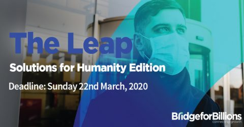 The Leap – Solutions for Humanity Edition (In Response to COVID 19)