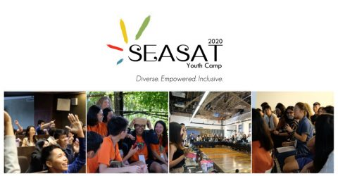 The SEASAT Youth Camp 2020 in Taipei, Taiwan