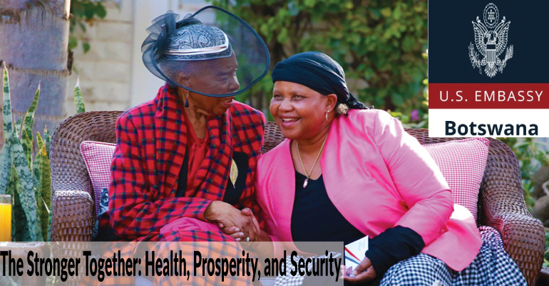 The Stronger Together: Health, Prosperity, and Security