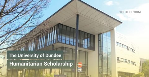 Humanitarian Scholarship – The University of Dundee 2020/21 (Fully Funded)
