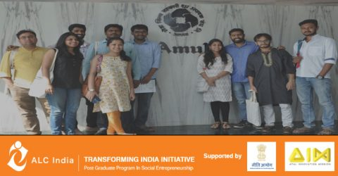 Transforming India Initiative- Post Graduate Program in Social Entrepreneurship