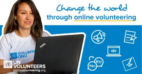 UNV Online Volunteering Opportunities
