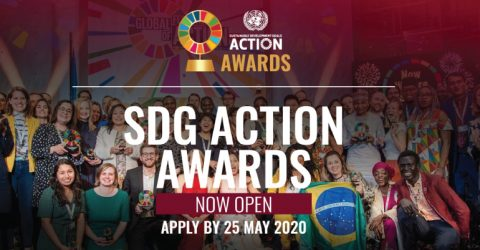Submit Your Application for UN SDG Action Award 2020