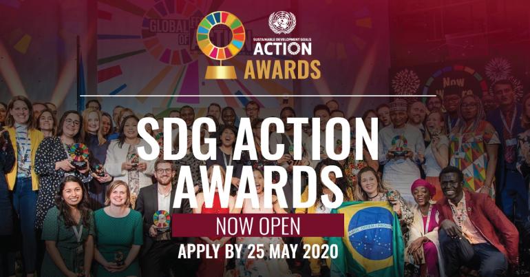 UN SDG Action Award 2020