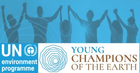 UN Young Champions of the Earth 2020 (Receive US $15,000 in Seed Funding)