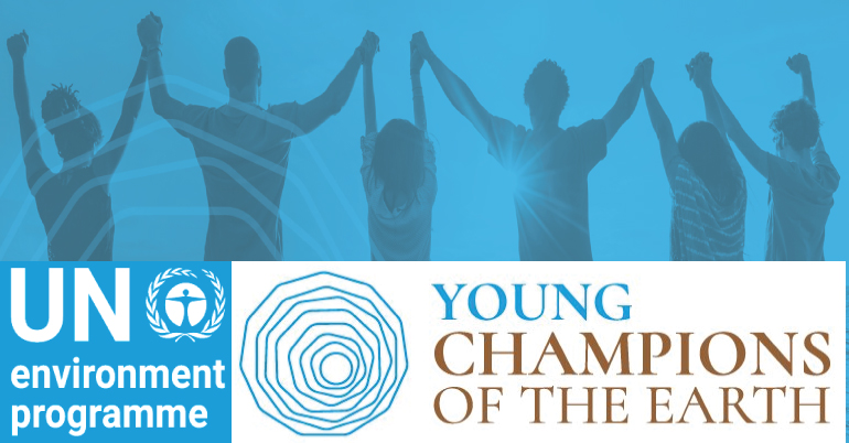 UN Young Champions of the Earth 2020