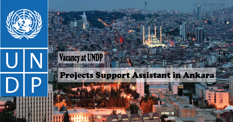 Projects Support Assistant at UNDP