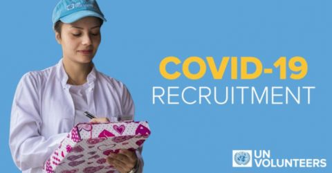 Volunteers for Novel Coronavirus (COVID-19) pandemic response