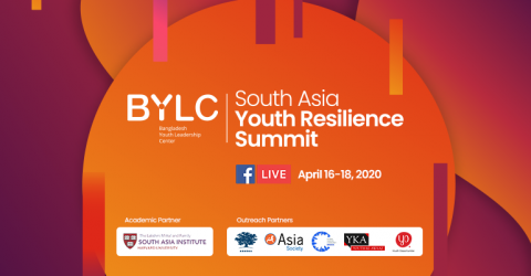 BYLC South Asia Youth Resilience Summit 2020