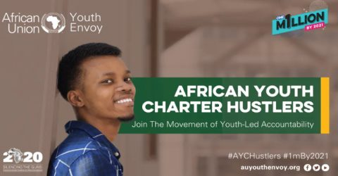 Call for African Youth Charter Hustlers 2020 by The African Union Office of the Youth Envoy