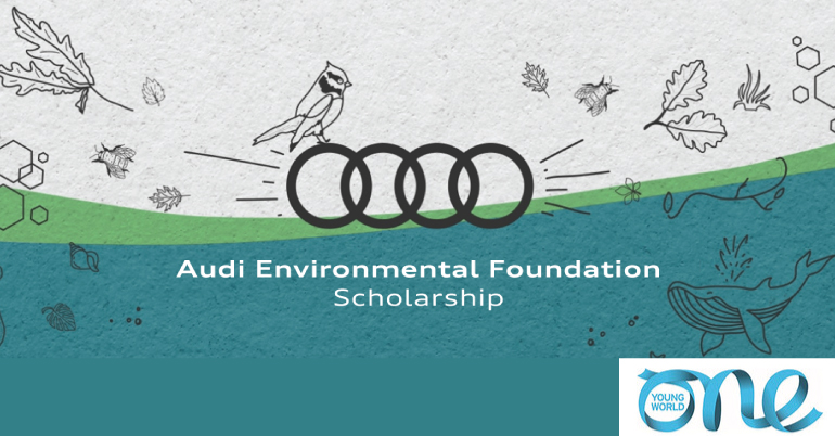 Audi Environmental Foundation Scholarship 2020