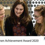 McKinsey Women Achievement Award 2020