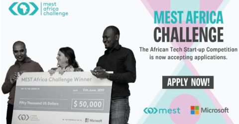 Mest Africa Challenge 2020 (Win over $50,000 in Equity Investment)