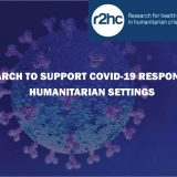 Research to Support the COVID-19