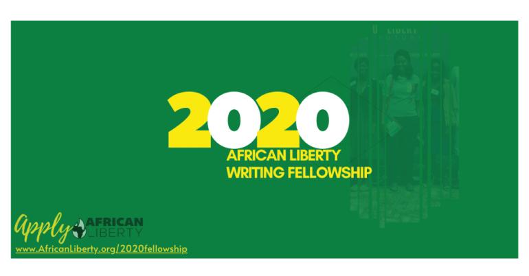 The African Liberty Writing Fellowship