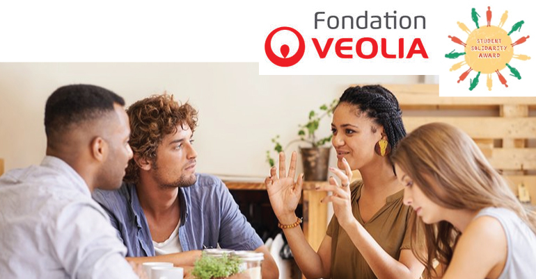 Veolia Foundation Student Solidarity Award 2020