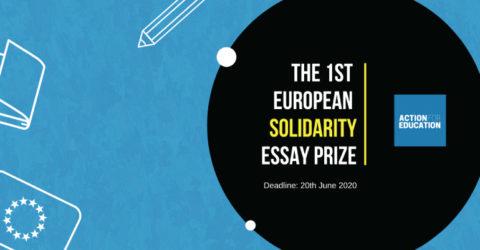 1st European Solidarity Essay Prize
