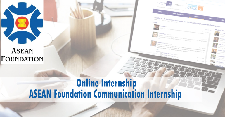 ASEAN Foundation Communication Internship