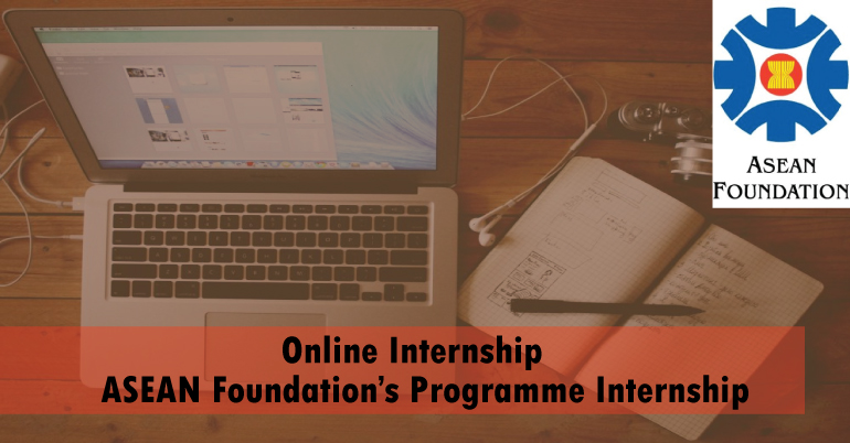 ASEAN Foundation's Programme Internship