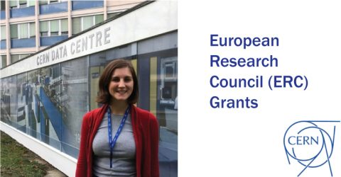 CERN European Research Council (ERC) Grants