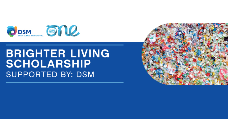 DSM: Brighter Living Scholarship