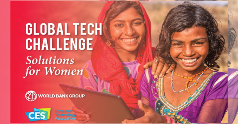 Global Tech Challenge 2020: Solutions for Women