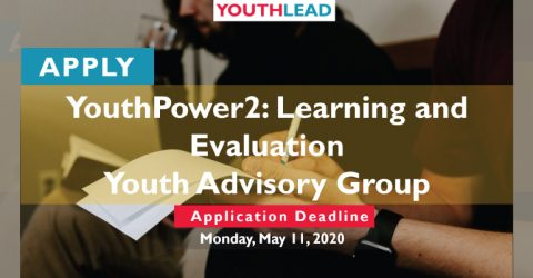 Apply Now to Join the YouthPower Youth Advisory Group (Paid)