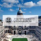 Minto Scholarship at University of Edinburgh