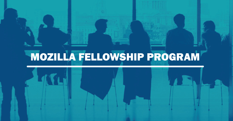 Mozilla Fellowship Program