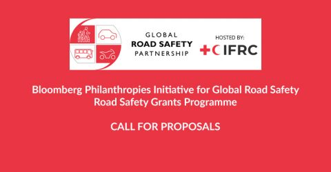 Call for Proposals: Bloomberg Philanthropies Initiative for Global Road Safety | Road Safety Grants Programme